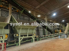 fired soild or hollow automatic bricks making machine with dry chamber and tunnel kiln