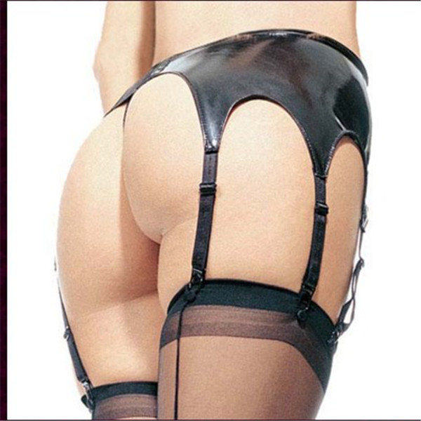 femme noir porno en cuir