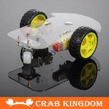 Model accessories TT motor smart car chassis robot Car body