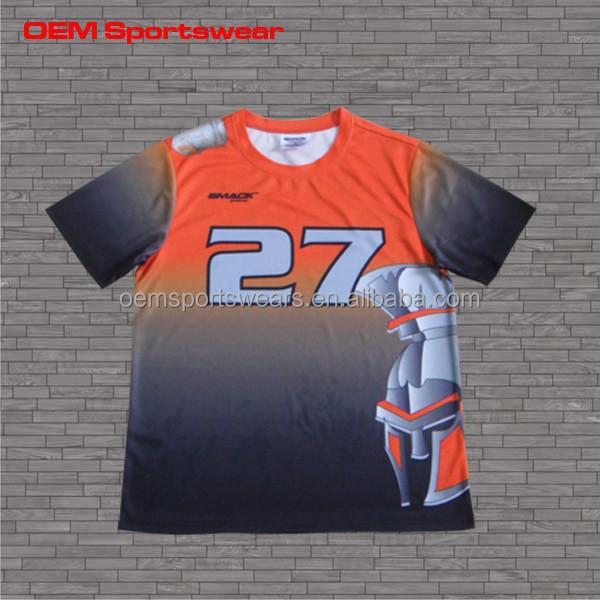 custom athletic t shirts sublimated sports wear buy