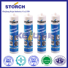 Neutral cure silicone sealant for stone, excellent fire resistance silicone