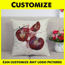 Personalized Couple Gift Throw Pillow Case Outdoor Cushion Cover For Wedding Anniversary
