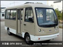 electric 14 seater mini bus tourist bus