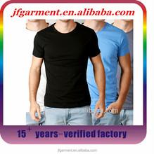 wholesale organic tshirt Custom organic cotton t-shirt
