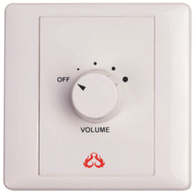 FENGWWH-4F(120W) ABS PA System PA Speaker Volume Controller