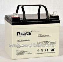 numeric ups battery 12 volt 33ah 38ah 3000mah
