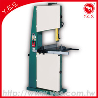 Vertical Mini Frequency Converter Metal Cutting Band Saw