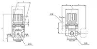 Пневмоинструмент SNS , ar1000/m5