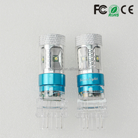 A Pair Auto Bulbs 3157 XPE 30W Turning Automotive LED Tail Lights