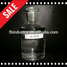 High Quality Low Price acetic acid 70% Factory offer directly