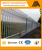 Hot-dipped galvanized anti climb security fence DK013