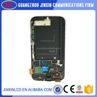 for samsung galaxy note II N7100 lcd touch screen digitizer assembly