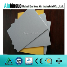 advanced construction material 2mm--6mm ACM Alucobond PVDF/PE coating acp for modern building wall