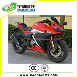 New 250cc Automatic Motorcycle Motorbike Racing Sport Motorcycle Four Stroke Engine Motorcycles BD250-30-I