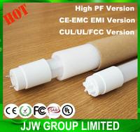 fluorescent tube lamps t8 glass tube 120cm glass