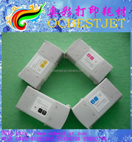 Empty Refillable ink cartridge with auto reset chip for HP 1050