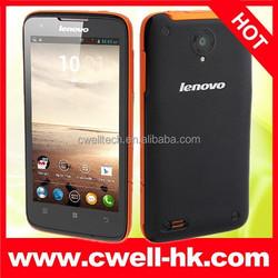 Lenovo S750 Waterproof IP67 Smart Phone Quad Core MTK6589 1.2ghz 4.5 inch QHD Screen 1G RAM 4GB ROM Double Cameras 8.0MP 3G