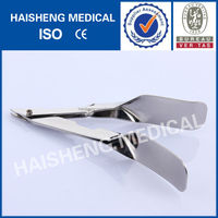 Disposable medical staple remover