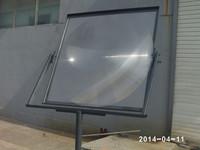 Best price HW-F1000-5 1000*1000mm big size plastic fresnel lens magnifier