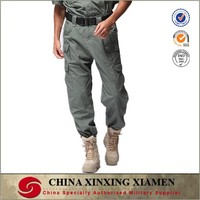 high performance baggy work pant with knee pad used in variety work fields