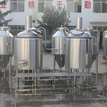Restaurant and hotel beer manufacturing equipment 500L keg and bottle filling system for sale