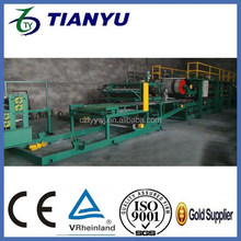 Supply fully automatic composite colored steel tile press,roll forming machine