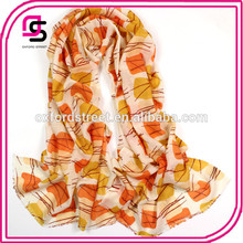 Venta al por mayor 2014 100% bufanda bufanda de lana
