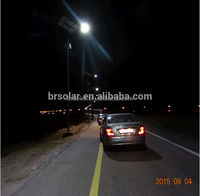 Alibaba express China factory 60w solar led street light manufacturers