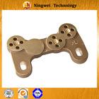 Bronze quente não padrão fundição de precisão gallatin tn
