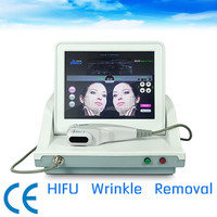 TJ-HIFU CE Portable HIFU Laser Slimming face lifting HIFU wrinkle removal device