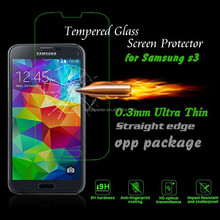 Premium Anti shock Screen Protector Film For SAMSUNG Galaxy S3 i9300 i9305 i747 i999 Tempered Glass Screen Protector factory oem