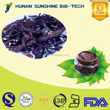 100% Natural Gromwell Root Extract 30% Alkannin CAS: 517-89-5