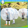 Good surface quality 1.2 meters inflatable bumperz bubble football