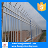 Heavier Steel Bar & Tube Materials Steel Cheap Picket Fence for Sale Cheap
