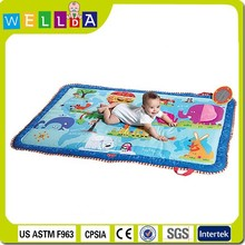 Lovely Discover the World Play Mat