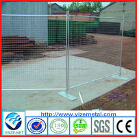 alibaba china supplier Free Standing 6ft Galvanized Temporary Fencing For Children