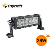 Super bright! 6.57 Inch 36W LED LIGHT BAR 6120LM 9-32V DC adjustable adjustable Led Light Bar led headlight