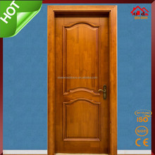 madera de alta calidad dormitorio simple puerta diseños