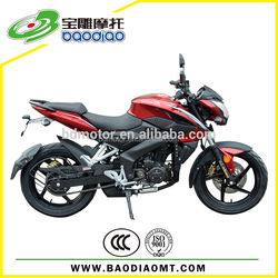 New Motorcycle 250cc High Quality Four Stroke Engine Motorcycles Baodiao Manufacture Wholesale