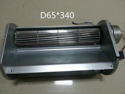 New design cross flow fan outdoor water mist fan