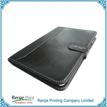 Size Customized Leather Hardcover Buckle Note Book Printing