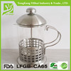 2015 Creative Design factory price stainless steel coffee press