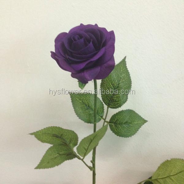Life like purple roses wedding venus roses bridal bouquet roses qq20140805104817g mightylinksfo