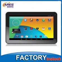 Popular Quad Core 10.1 Inch HD Capacitive Touch Screen 1GB/16GB Android 4.4 Super Smart Tablet PC