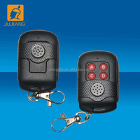 433.92MHZ Duplicate Gate Remote Control,Fixed code, Univ ersal use 4 buttons rf transmitter