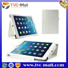 Crazy Horse Leather Wake Sleep Smart Case for iPad Air with Stand -- 500 pcs ODM -- Our Web: www.tvc-mall.com