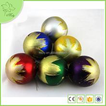 DIY Christmas Tree Ball Ornaments Decorating Wholesale Christmas Craft Supplies
