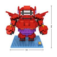 Diamond nano plastic building blocks toys educational toys gift for boy