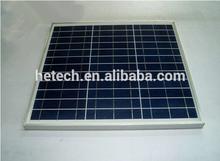 Best Price Per Watt Low Price Mini solar panel Poly 30W small size solar panels for sale