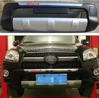 RAV4 abs car bodykits front bumper protector grille cover supplier